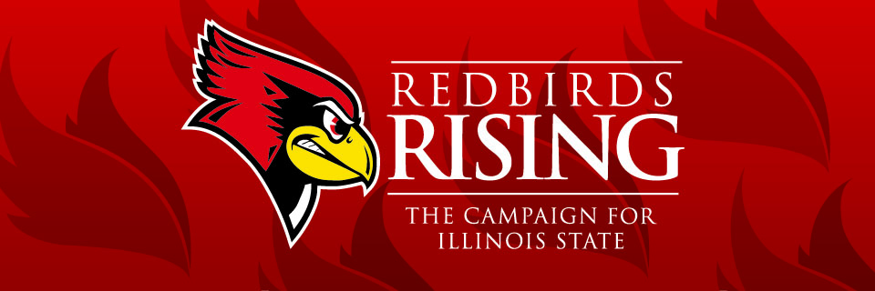 Redbirds Rising - the campaign for Illinois State.